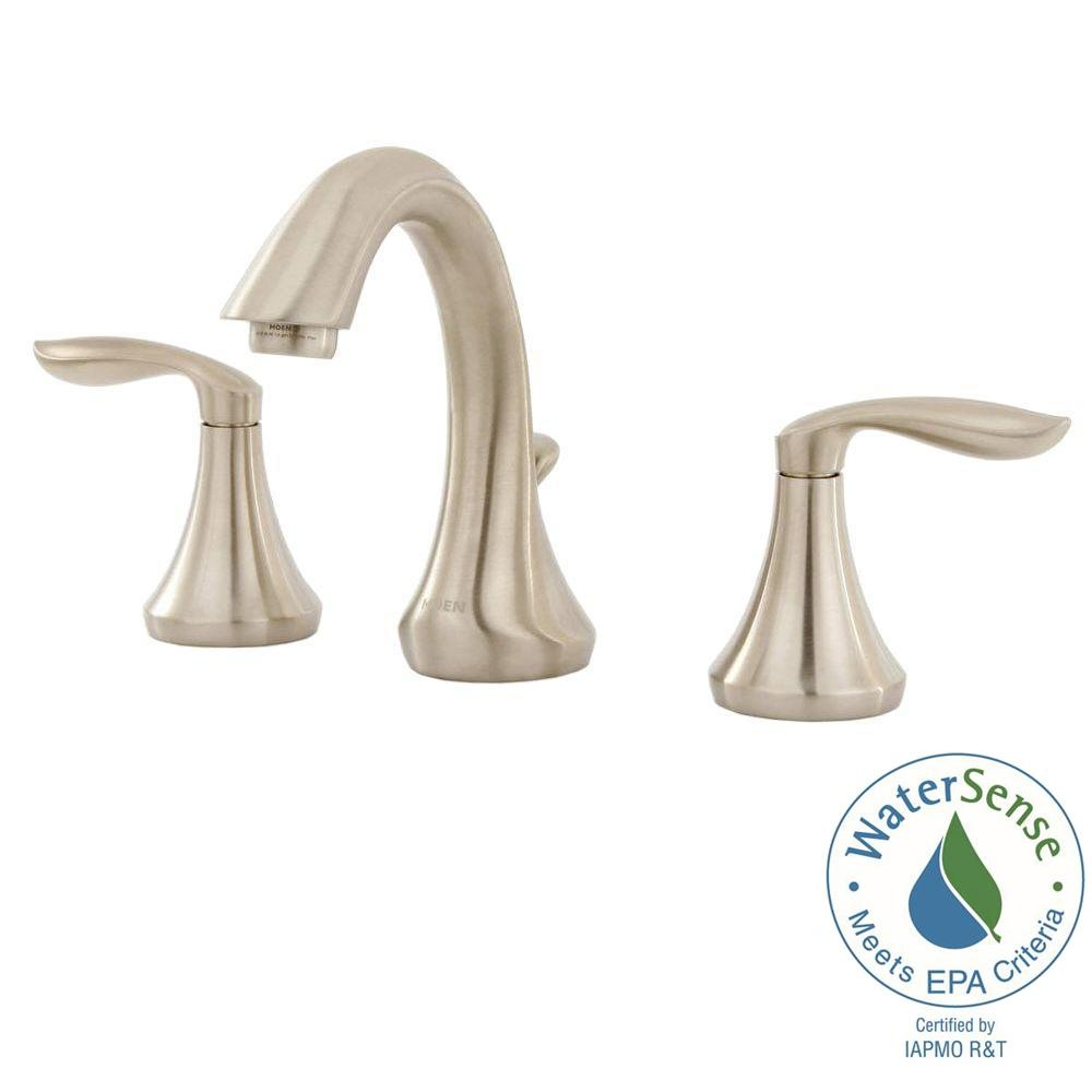 Ideas, moen eva faucet t6420 moen eva faucet t6420 moen eva 8 in widespread 2 handle high arc bathroom faucet trim 1000 x 1000 2  .