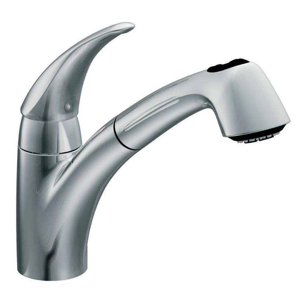 Moen 7100 Single Handle Kitchen Faucet