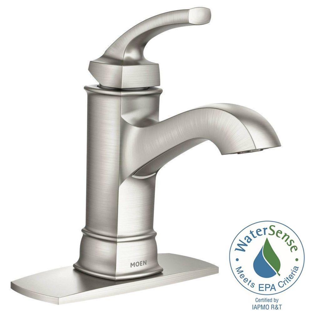 moen level faucet bathroom moen level faucet bathroom moen hensley single hole 1 handle bathroom faucet featuring 1000 x 1000