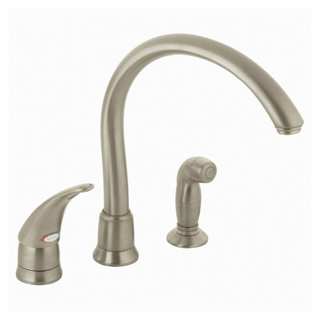 Ideas, moen monticello faucet soscia focus for moen monticello kitchen throughout dimensions 1024 x 1024  .