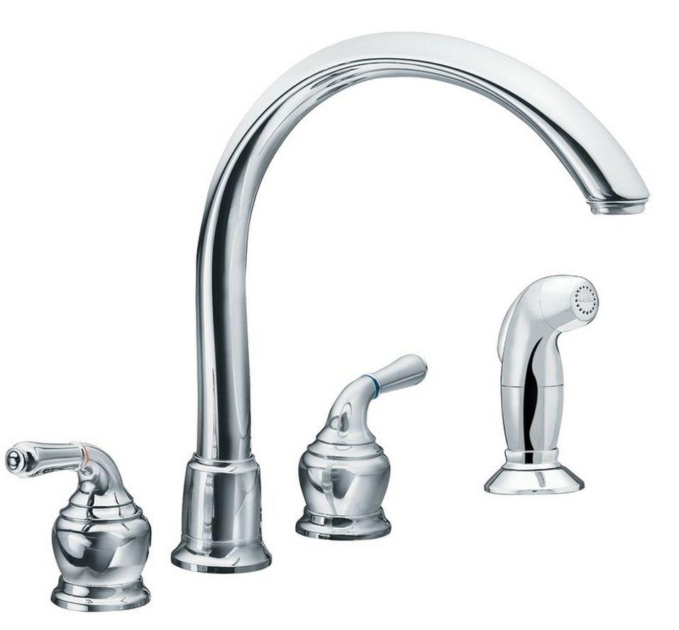 Ideas, moen monticello kitchen faucet 7786 moen monticello kitchen faucet 7786 plumbing faucets kitchens single handle cc distributors 957 x 888  .