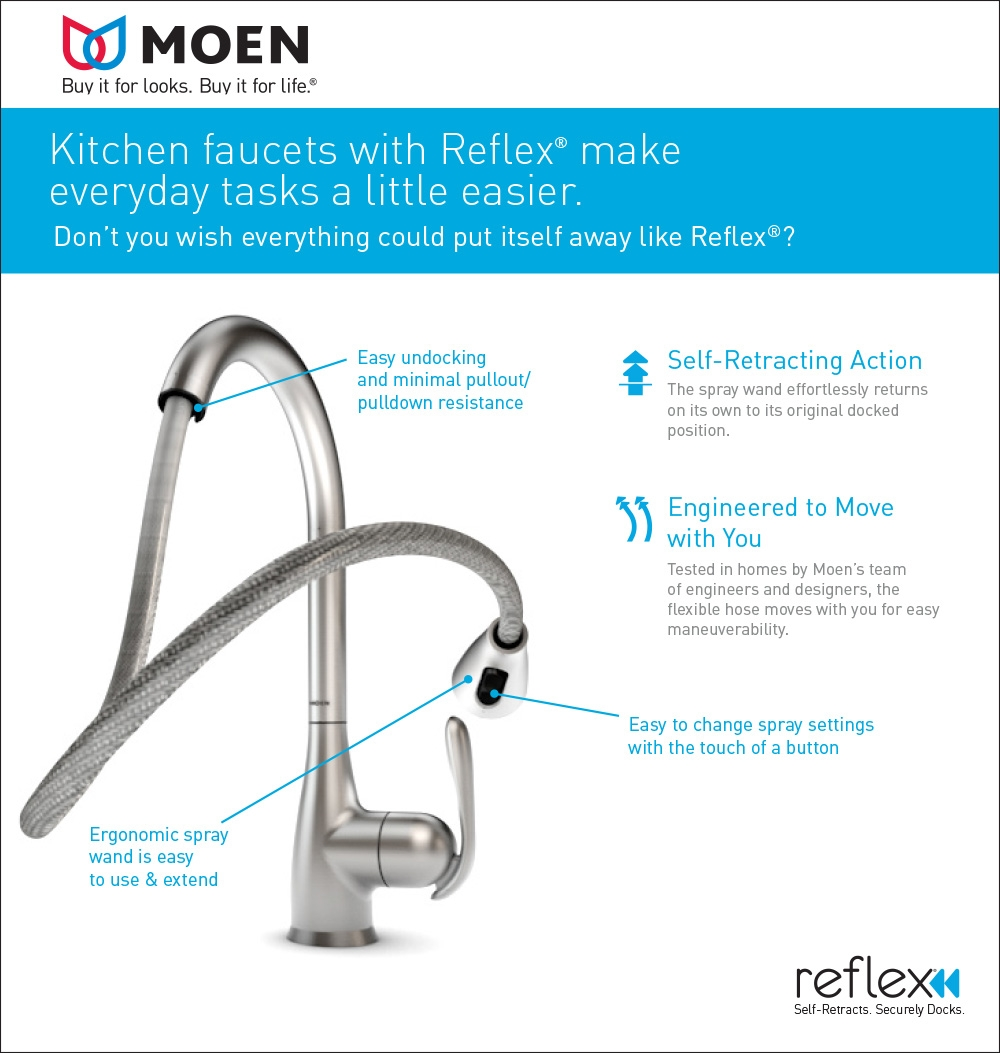 Ideas, moen notch single handle pull down sprayer kitchen faucet with with size 1000 x 1053  .