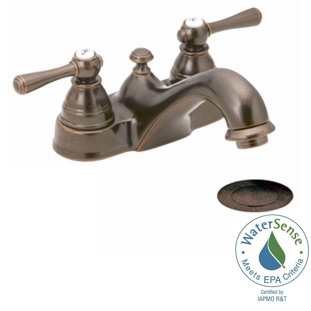 Ideas, moen rubbed bronze bathroom faucets moen rubbed bronze bathroom faucets moen kingsley 4 in centerset 2 handle bathroom faucet in oil 1000 x 1000  .