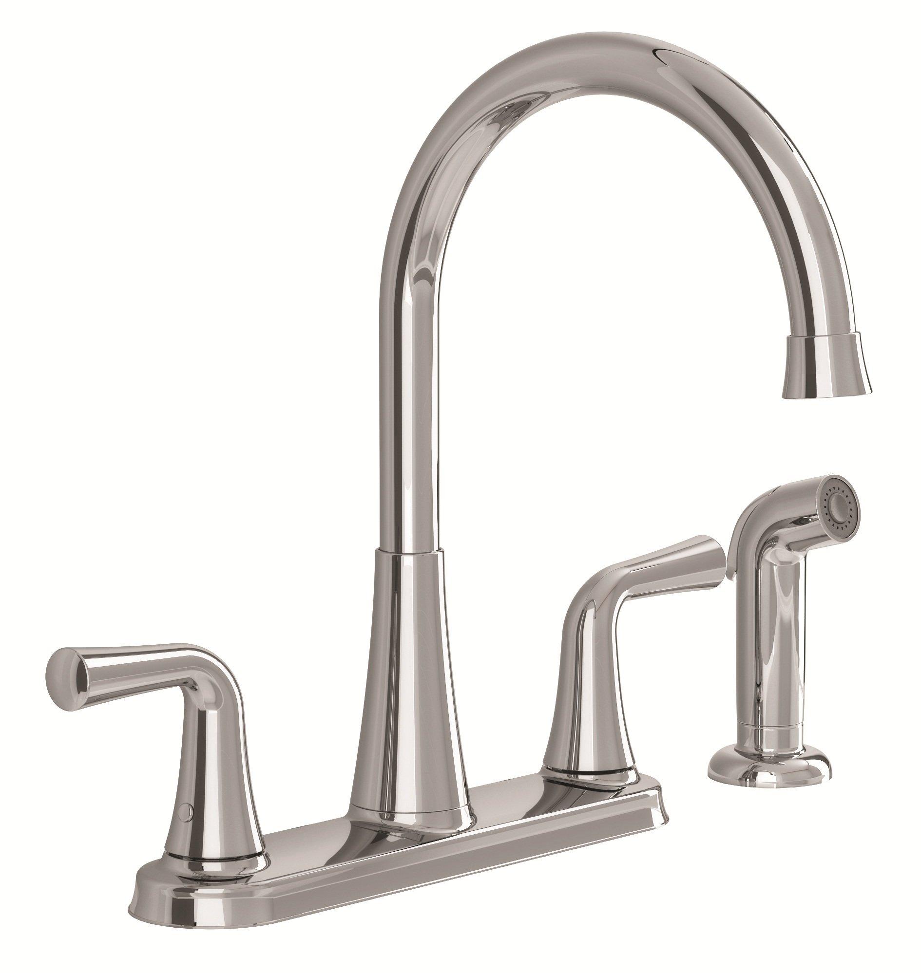 Moen Single Handle Kitchen Faucet Loose