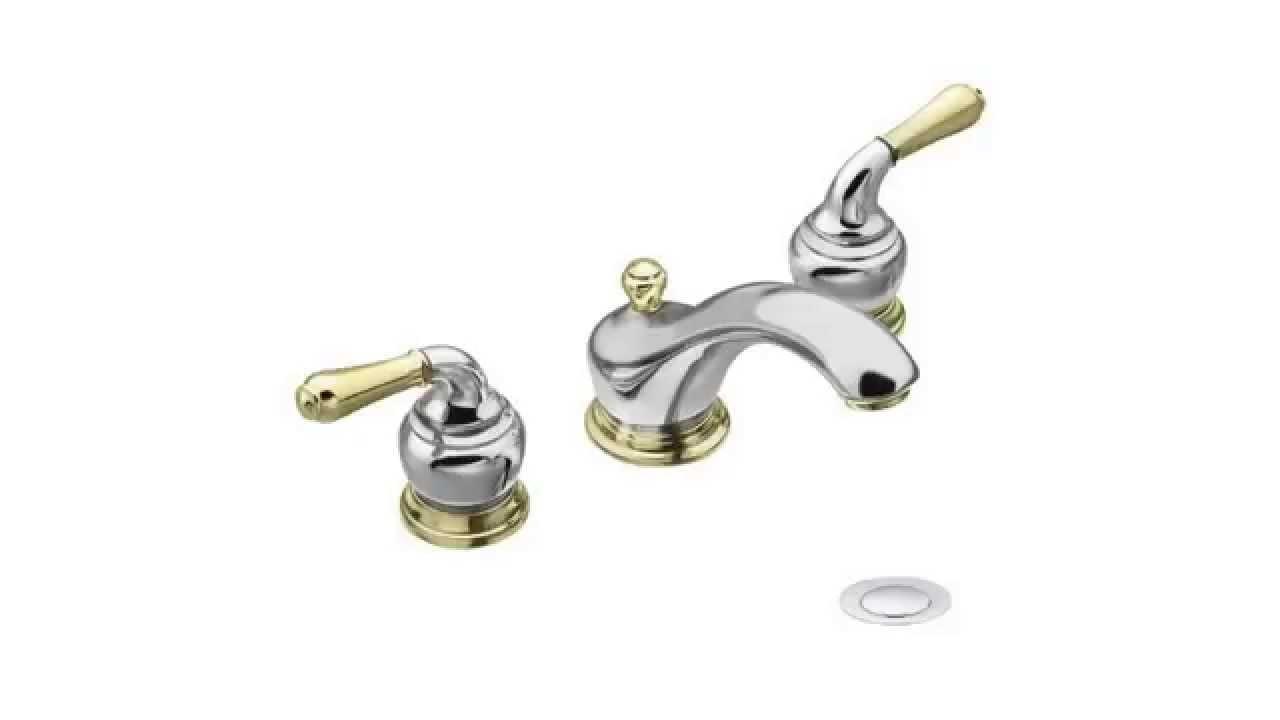 Ideas, moen t4570cp monticello two handle low arc bathroom faucet reviews inside measurements 1280 x 720  .