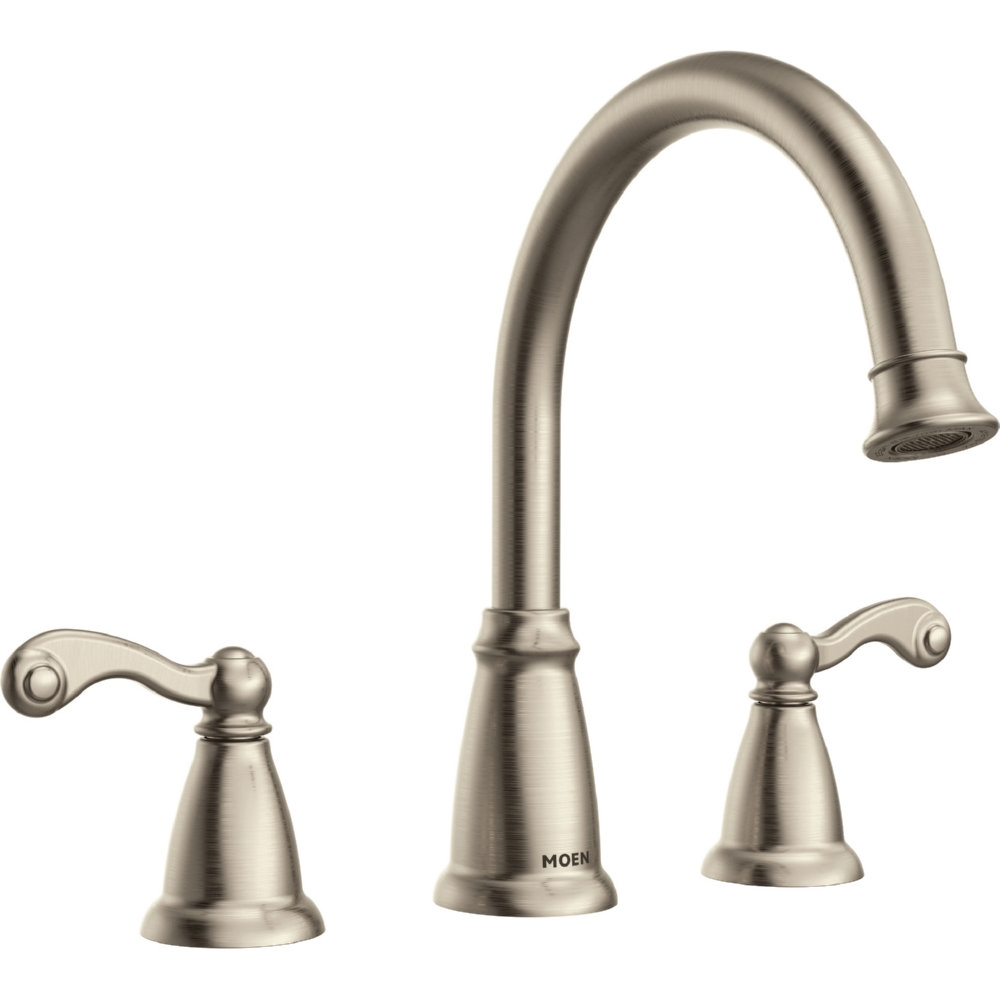 Ideas, moen traditional tub faucet moen traditional tub faucet moen t624srn traditional spot resist brushed nickel two handle 1000 x 1000  .