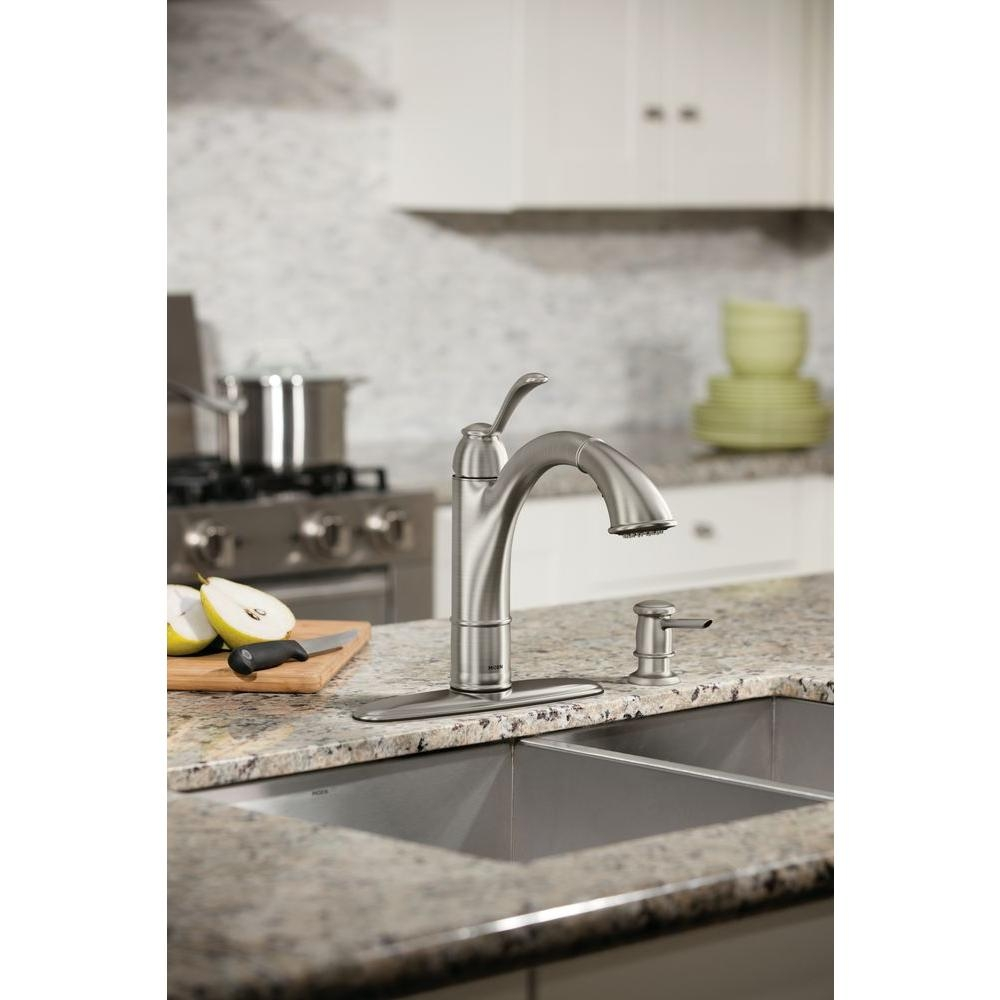 moen walden faucet 87045msrs moen walden faucet 87045msrs moen walden single handle pull out sprayer kitchen faucet with 1000 x 1000 1