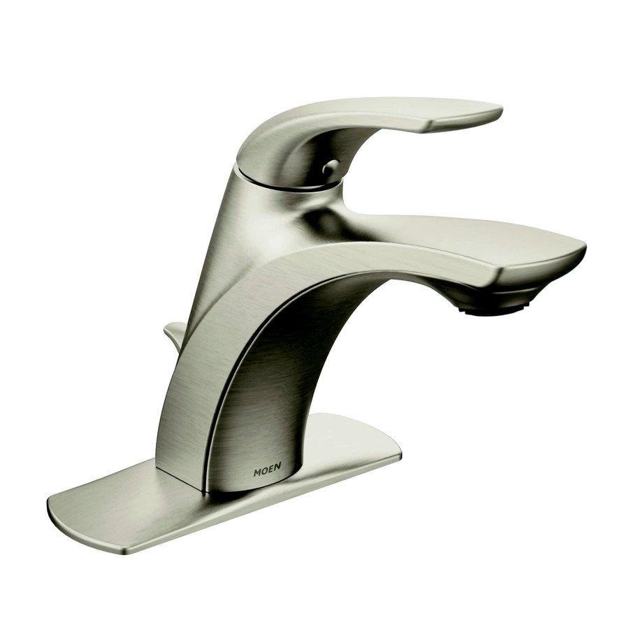 Ideas, moen zarina chrome bathroom faucet moen zarina chrome bathroom faucet moen zarina spot resist brushed nickel 1 handle single hole4 in 900 x 900  .