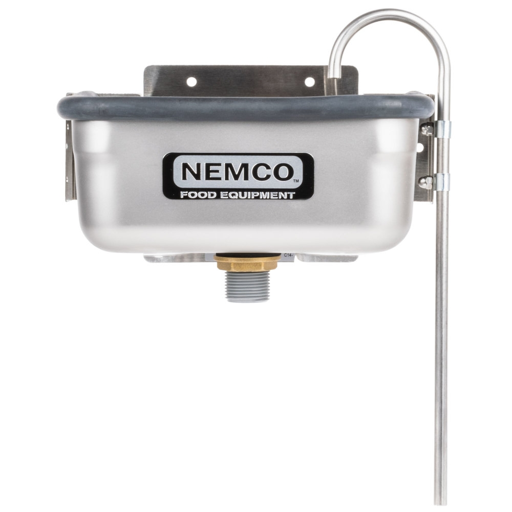 nemco 77316 10 10 38 ice cream dipper well and faucet set intended for measurements 1000 x 1000