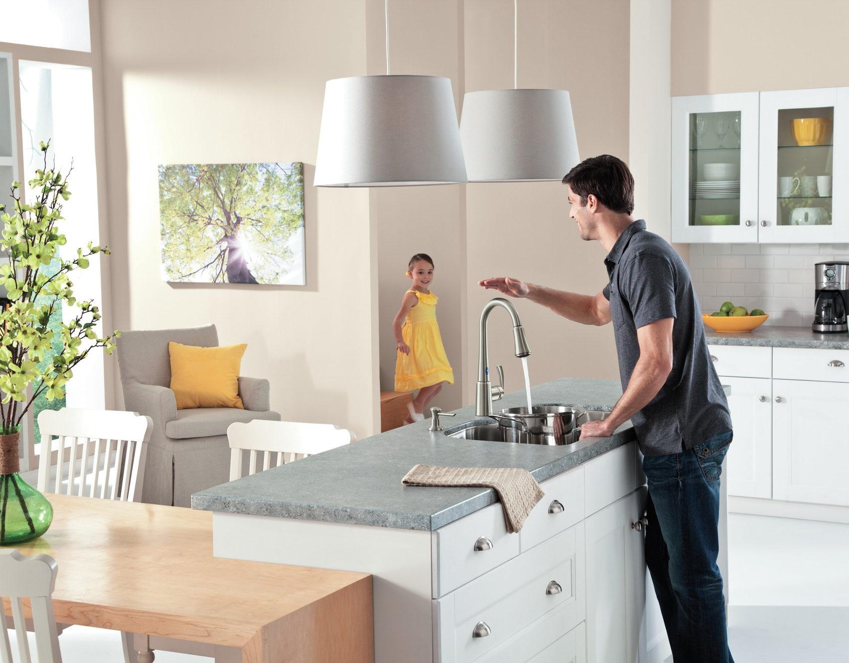 Ideas, no touch kitchen sensor faucet inside size 1704 x 1330  .