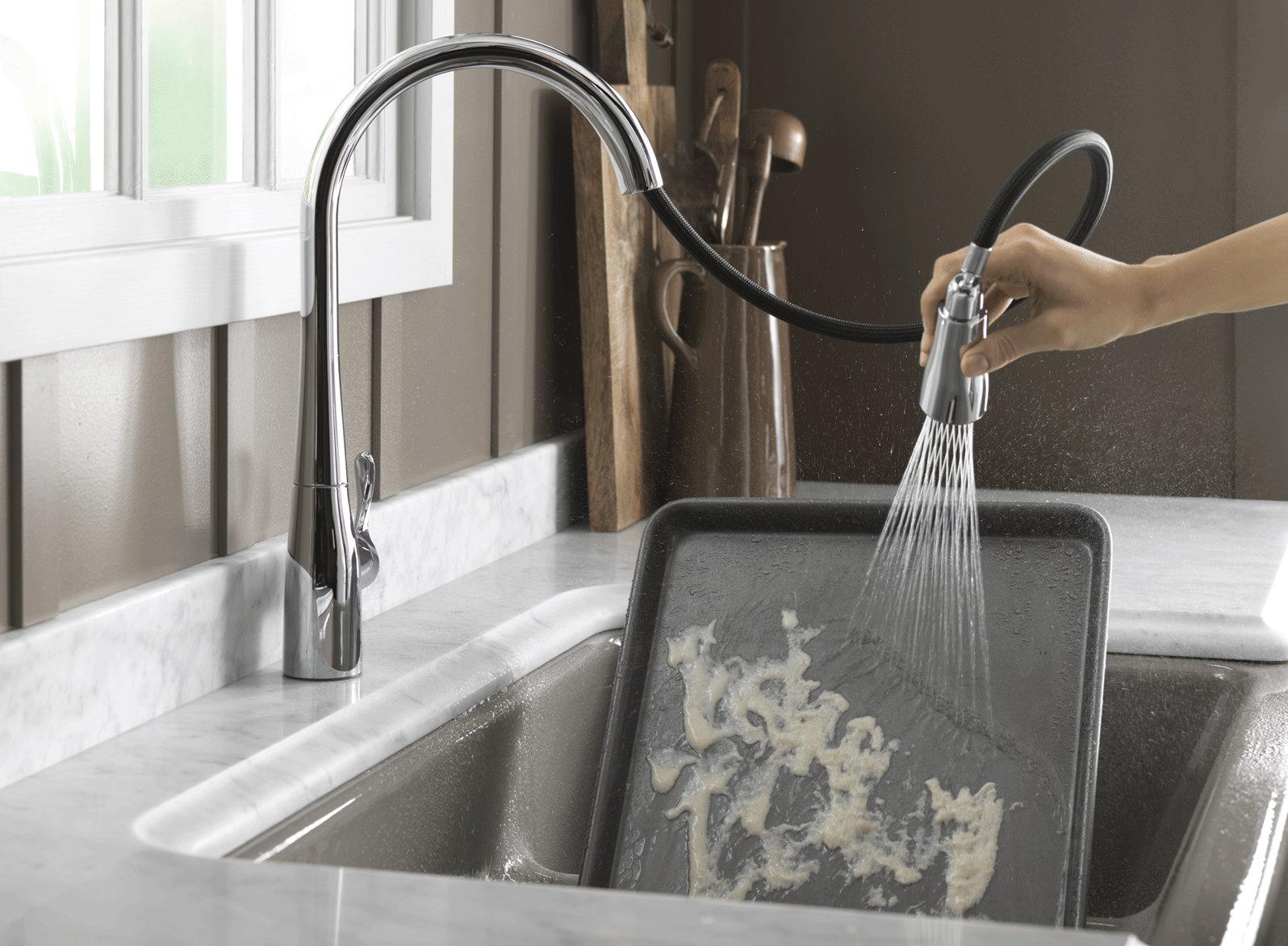 Ideas, no touch kitchen sensor faucet regarding size 1596 x 1172  .