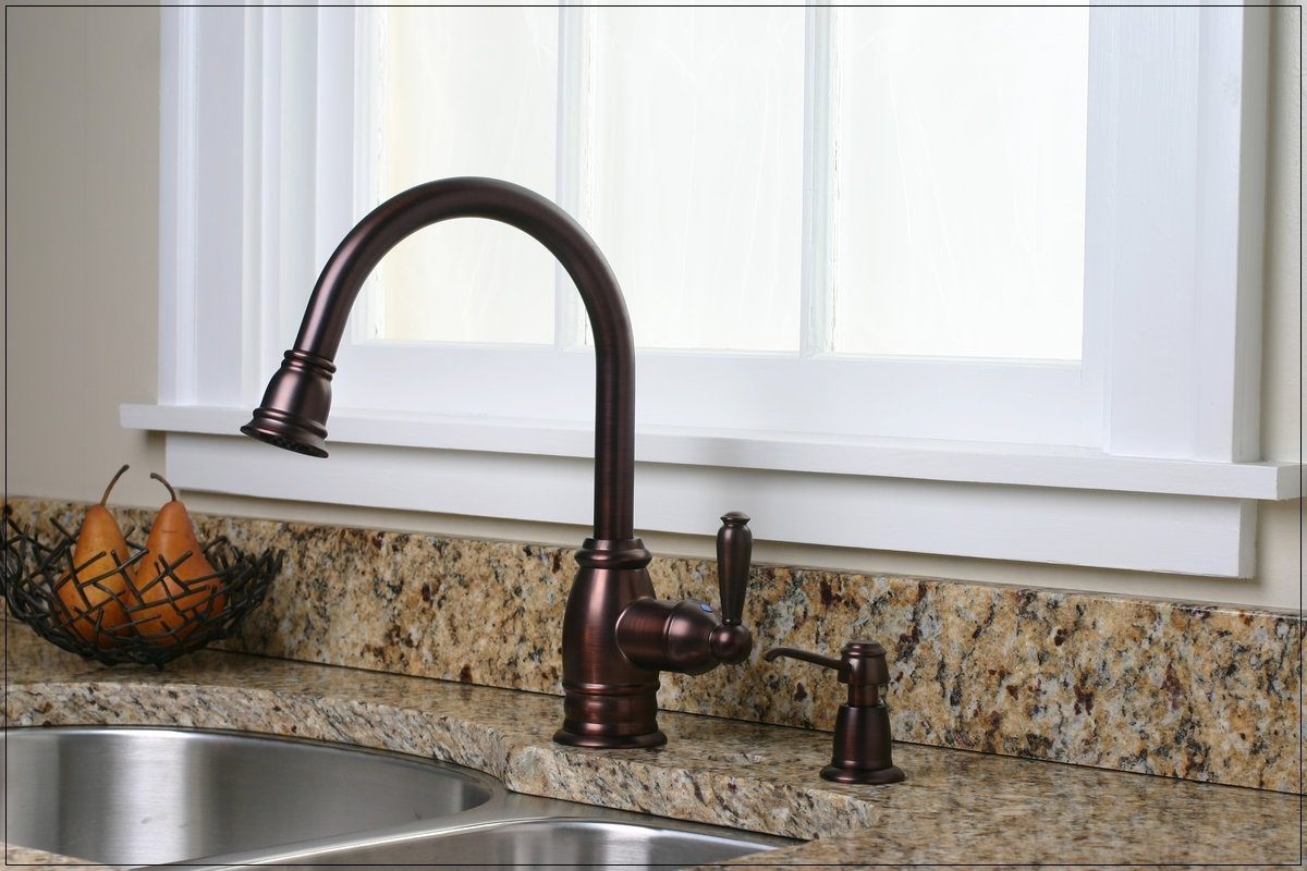 Ideas, oiled bronze faucet with stainless steel sink oiled bronze faucet with stainless steel sink kitchen stainless steel sink with oil rubbed bronze kitchen 1200 x 800  .