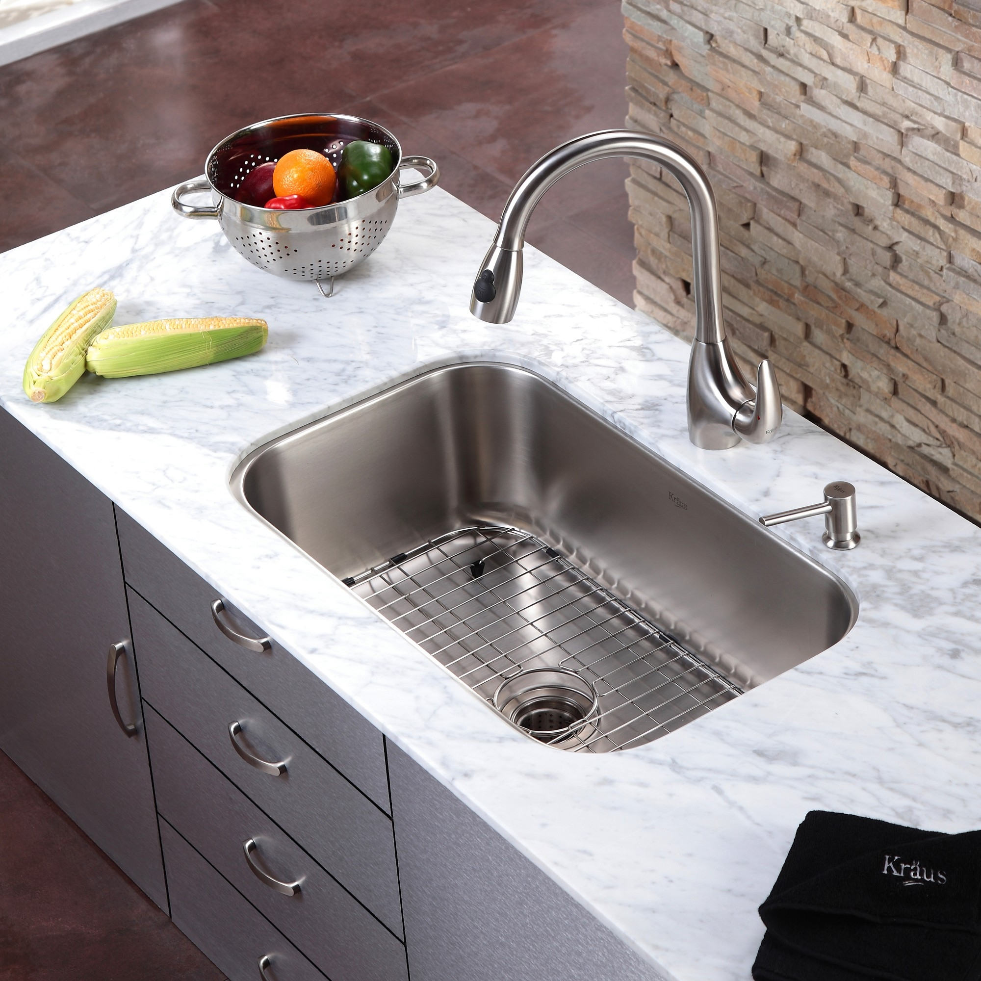 Ideas, one kitchen sink with two faucets one kitchen sink with two faucets the single bowl kitchen sink nashuahistory 2000 x 2000  .