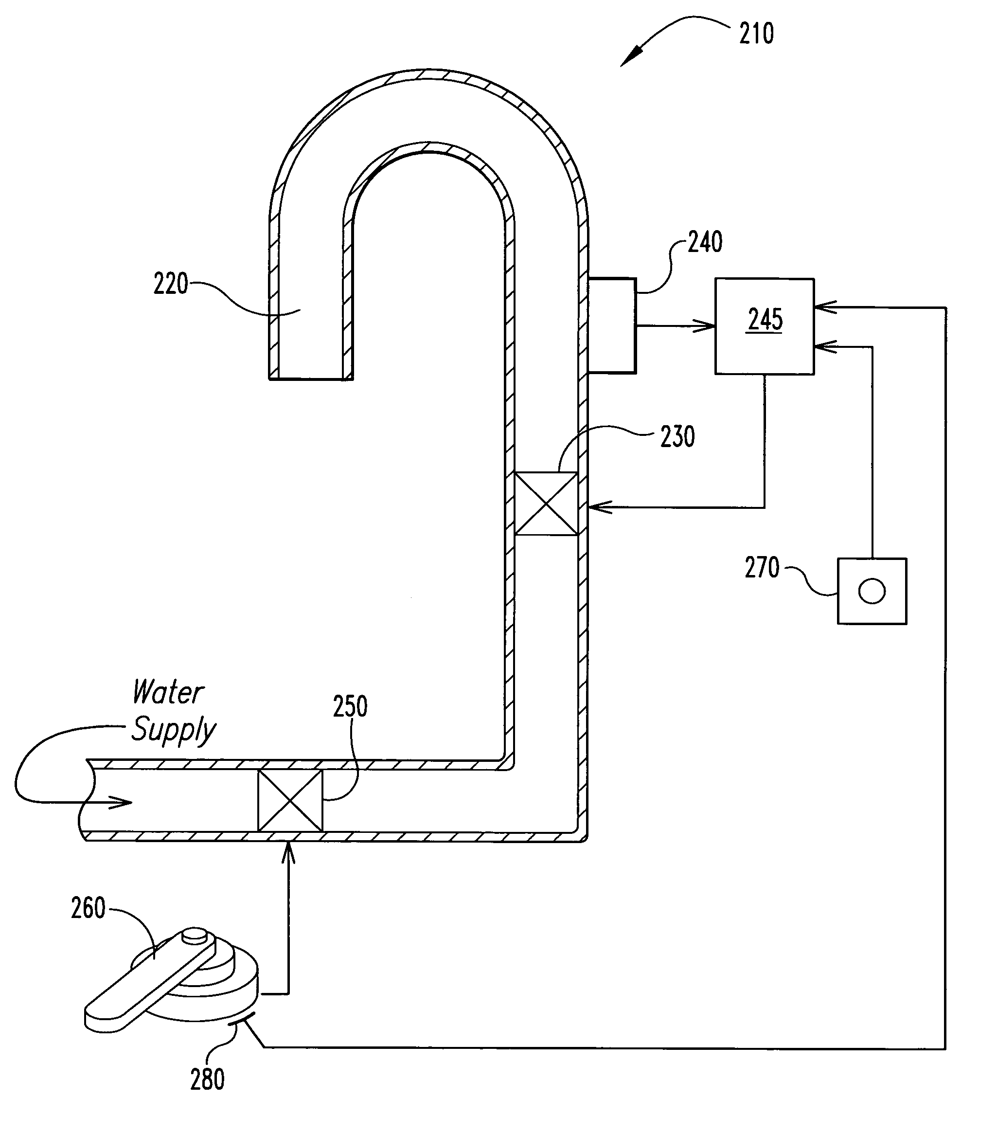 Ideas, patent us6962168 capacitive touch onoff control for an pertaining to size 2050 x 2331  .