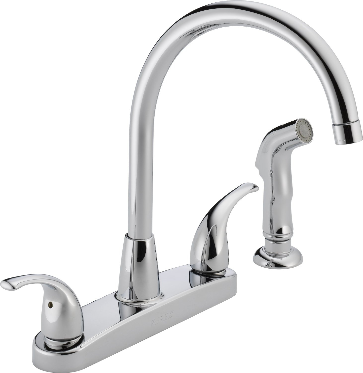 Ideas, peerless p299578lf choice kitchen faucet review intended for measurements 1462 x 1500  .