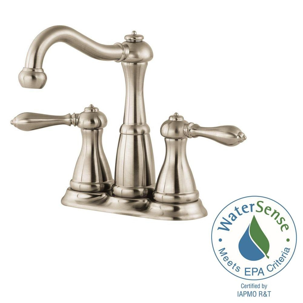 Ideas, pfister marielle 4 in minispread 2 handle bathroom faucet in in dimensions 1000 x 1000  .