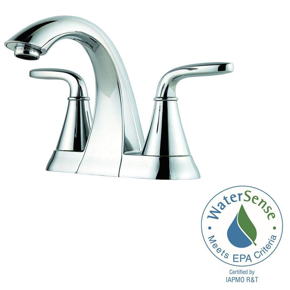 Ideas, pfister pasadena 4 in centerset 2 handle bathroom faucet in inside size 1000 x 1000  .