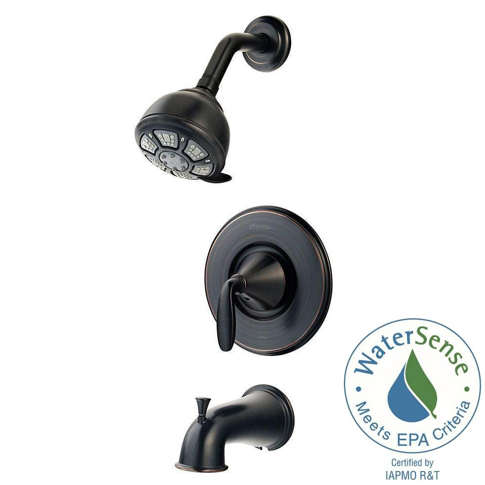 Ideas, pfister pasadena single handle 3 spray tub and shower faucet in intended for sizing 1000 x 1000  .