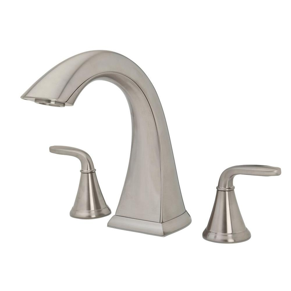 Ideas, pfister pasadena tub faucet pfister pasadena tub faucet pfister pasadena 2 handle high arc deck mount roman tub faucet in 1000 x 1000  .