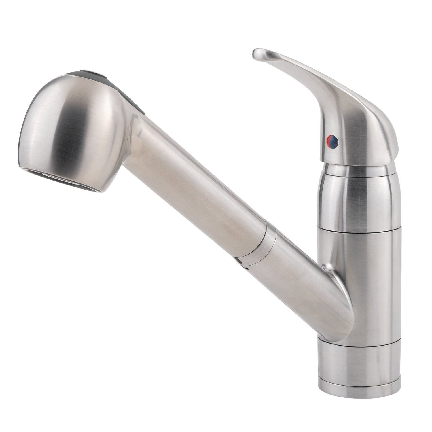 Ideas, pfister pfirst series 1 handle pull out kitchen faucet review throughout dimensions 1500 x 1500  .
