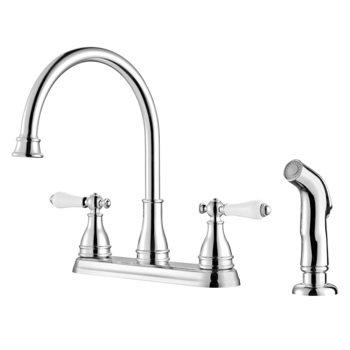 Ideas, pfister sonterra two handle widespread lead free kitchen faucet in size 1200 x 1200  .