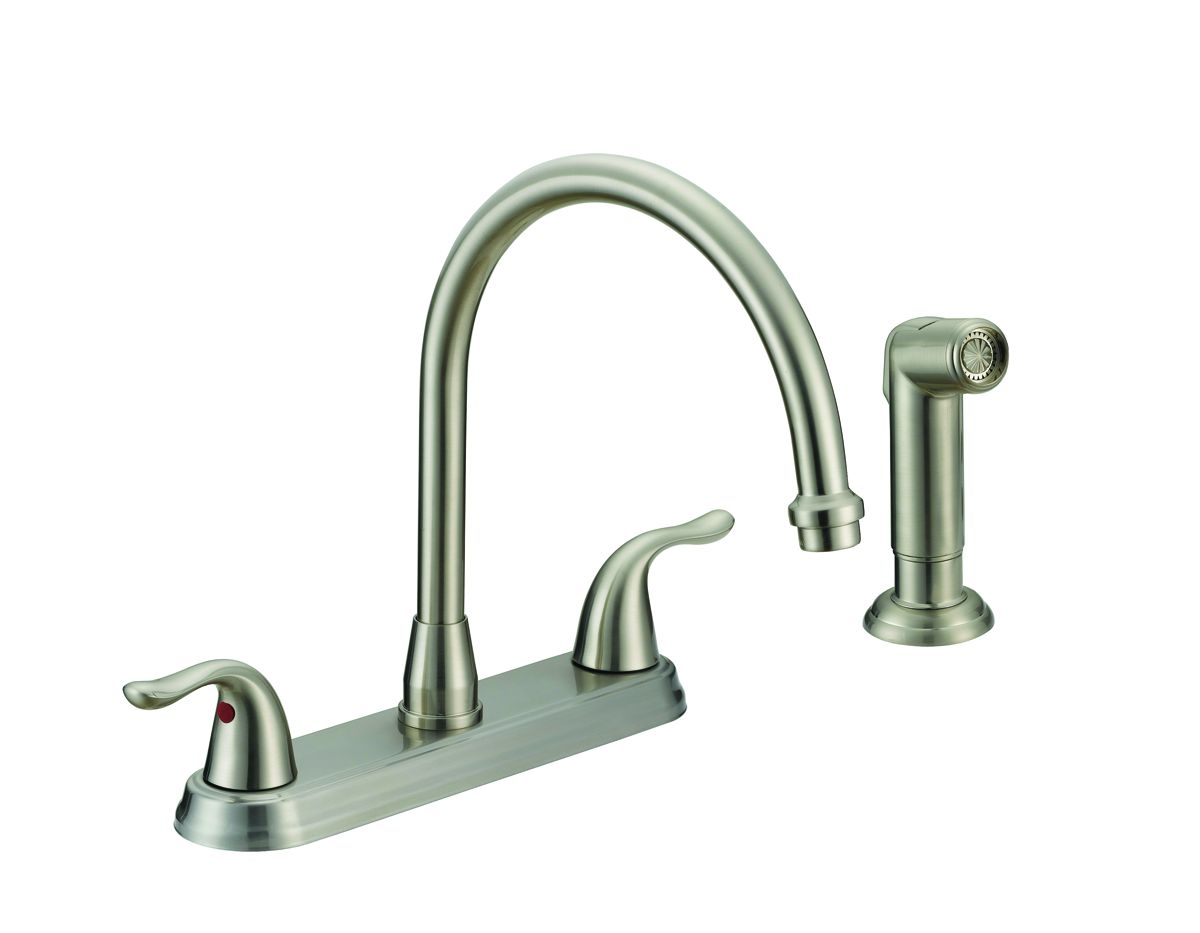 plumbing faucets kitchen faucets 2 handle matco norca murray in measurements 1200 x 933