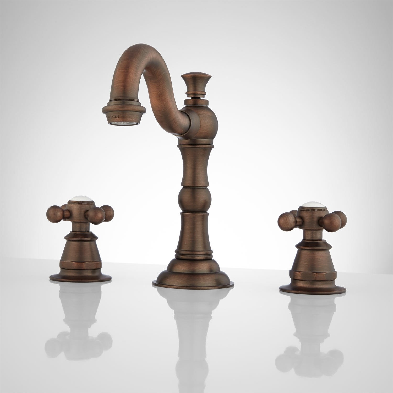 Ideas, porcelain faucet handle buttons porcelain faucet handle buttons roseanna widespread bathroom faucet metal cross handles oil 1500 x 1500  .