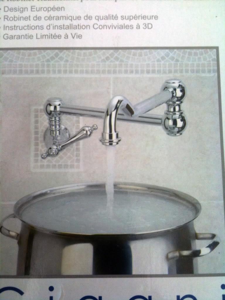 Ideas, pot filler faucet wall mount height pot filler faucet wall mount height kitchen pot filler installation pot filler faucet wall mount 768 x 1024  .