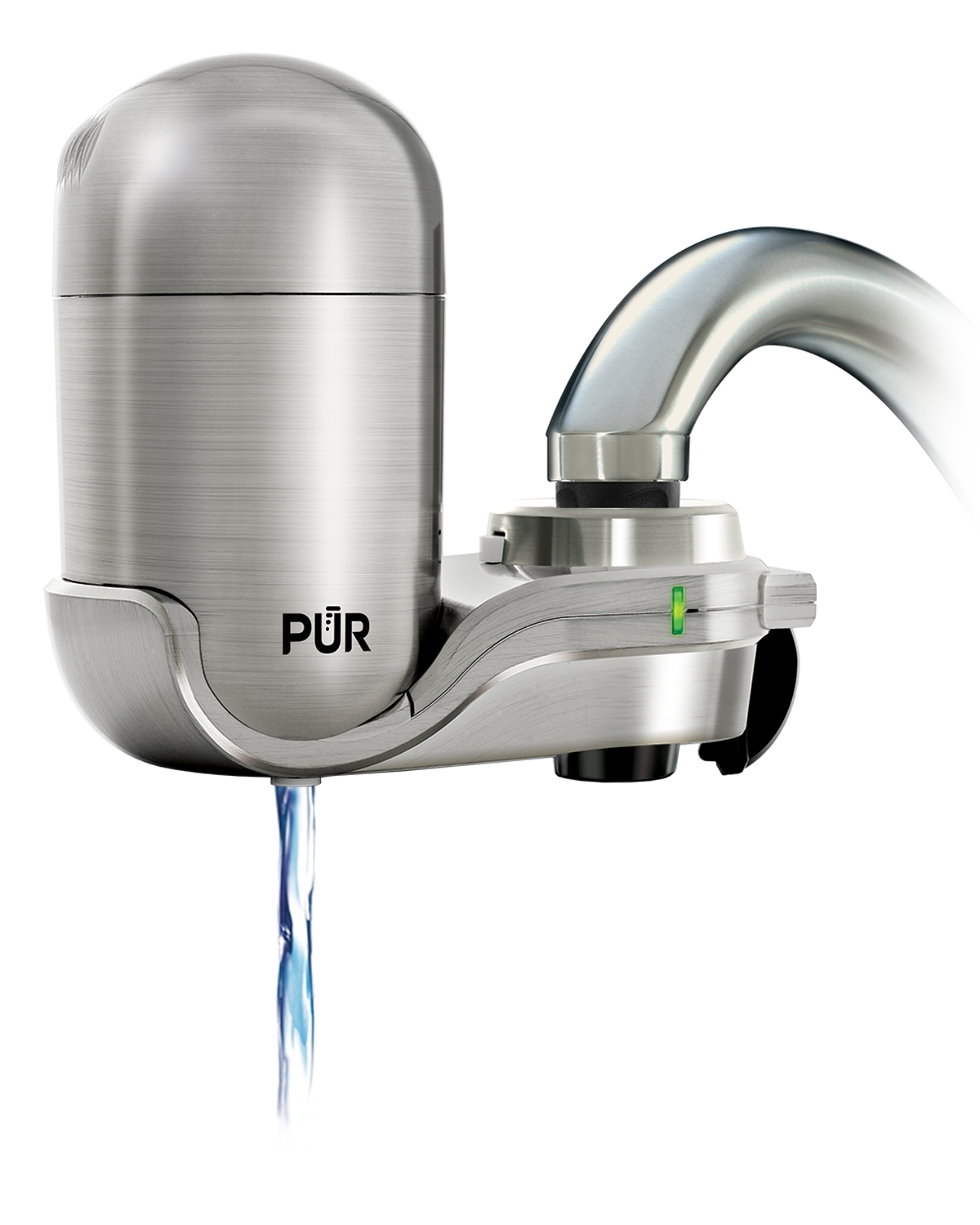 Ideas, pur advanced faucet water filter black and chrome walmart with measurements 1200 x 1500 jpeg.