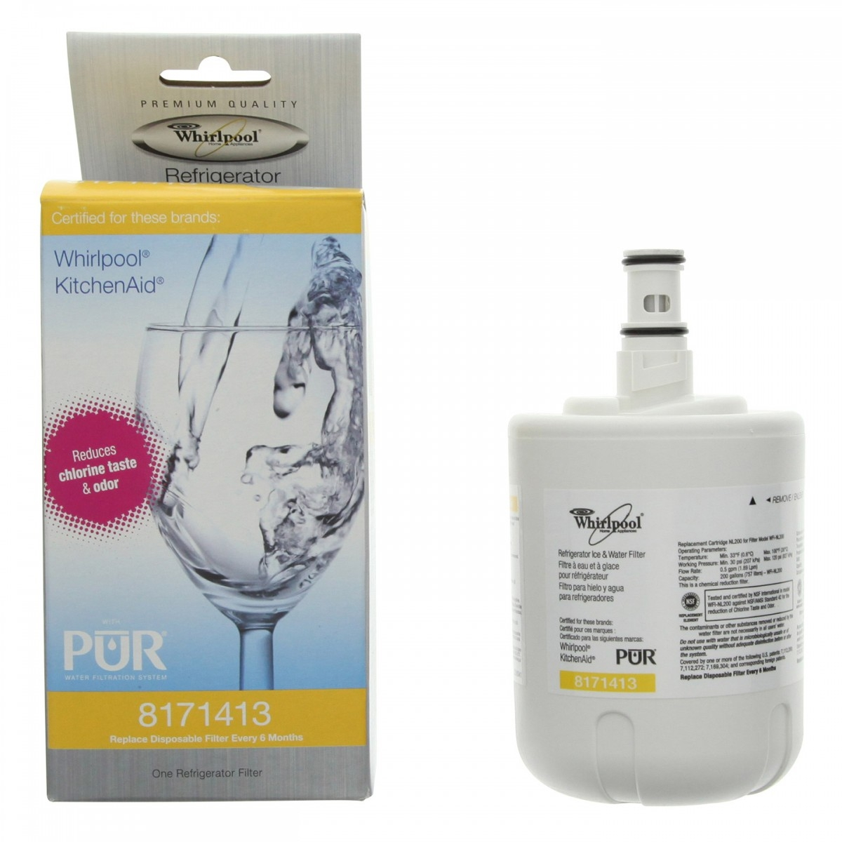 Ideas, pur refrigerator water filters pur for less discountfilterstore within sizing 1200 x 1200  .