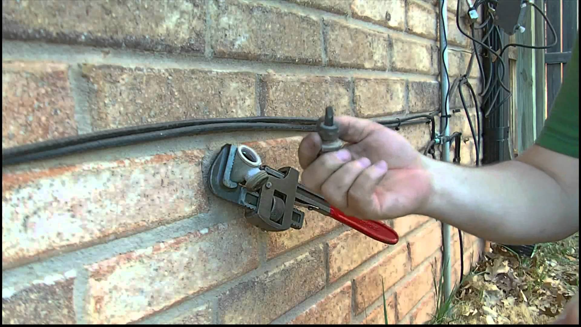 repairing an old outdoor faucet repairing an old outdoor faucet diy repair your leaky sillcock outside water faucet for under 1920 x 1080