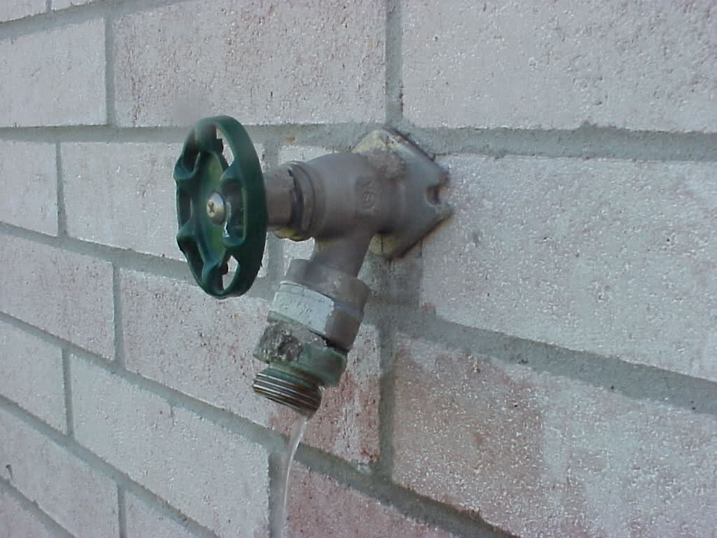 replace outdoor faucet with regard to proportions 1024 x 768