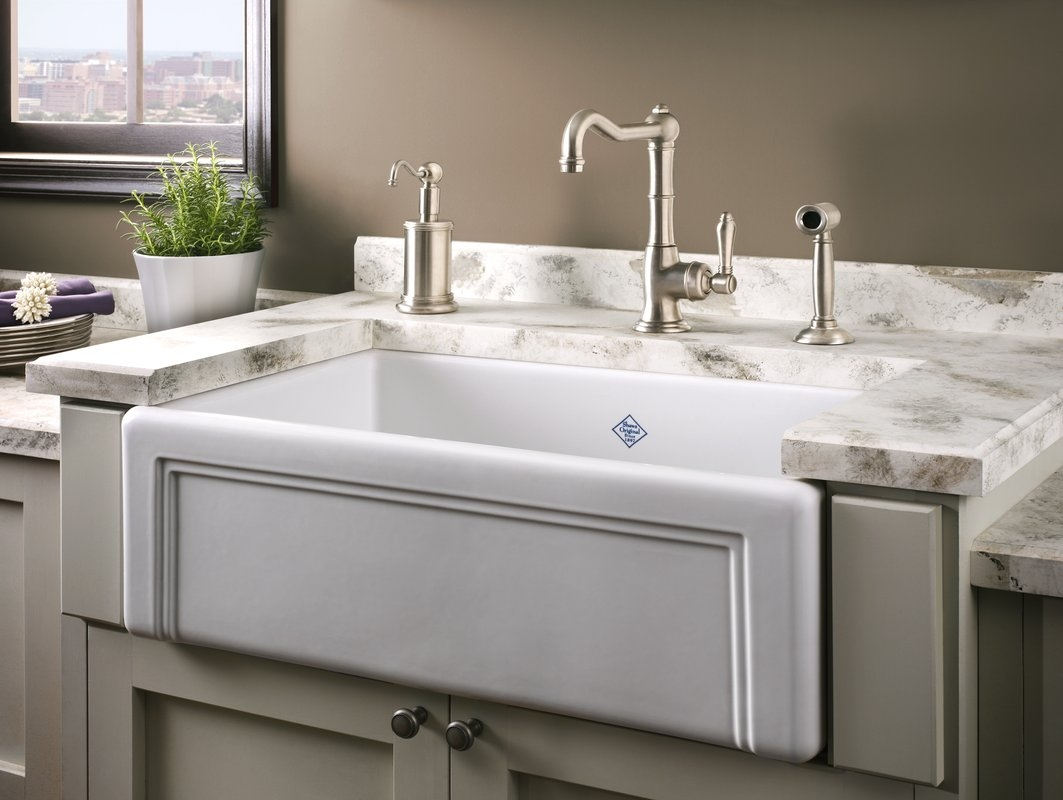 Ideas, rohl farmhouse sink rc3017 best sink decoration with regard to sizing 1063 x 800  .