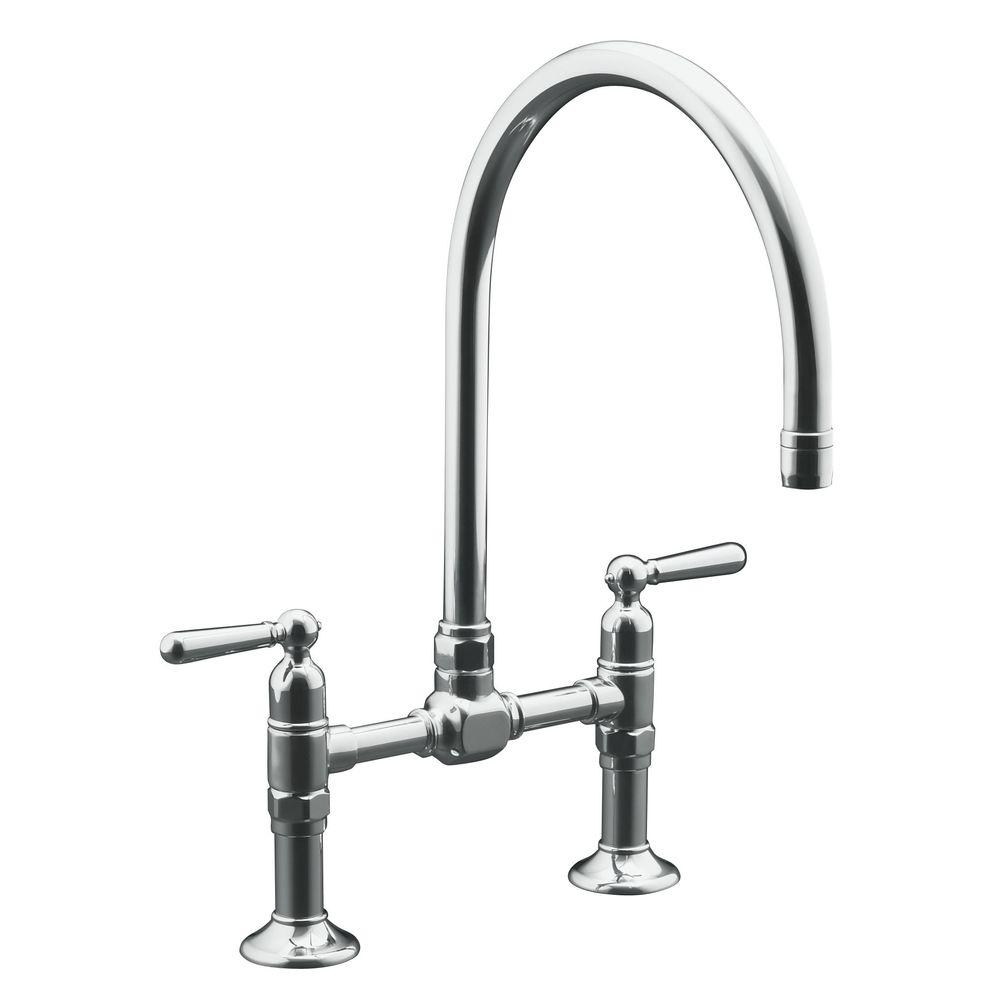 Ideas, rohl wall mount bridge faucet rohl wall mount bridge faucet kitchen rohl wall mount faucet premier kitchen faucets bridge 1000 x 1000  .