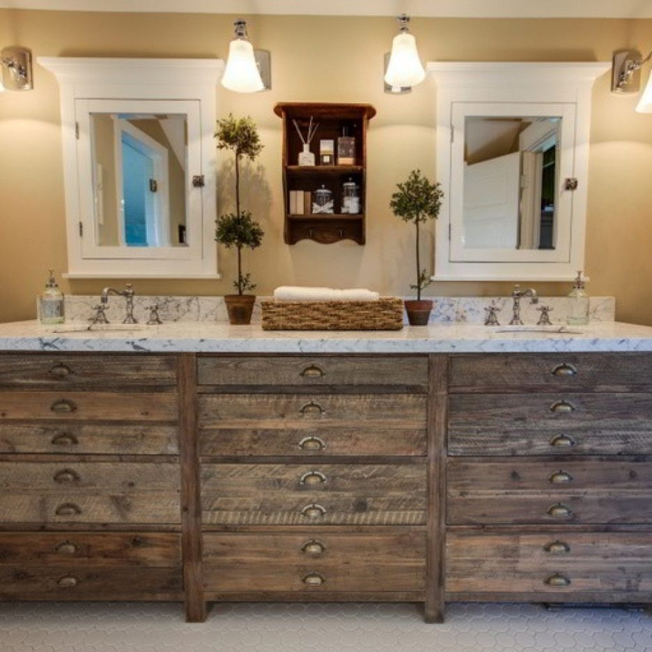 Ideas, rustic bathroom sinks and faucets rustic bathroom sinks and faucets marvelous rustic bathroom vanities with drawers marble countertop 936 x 936  .