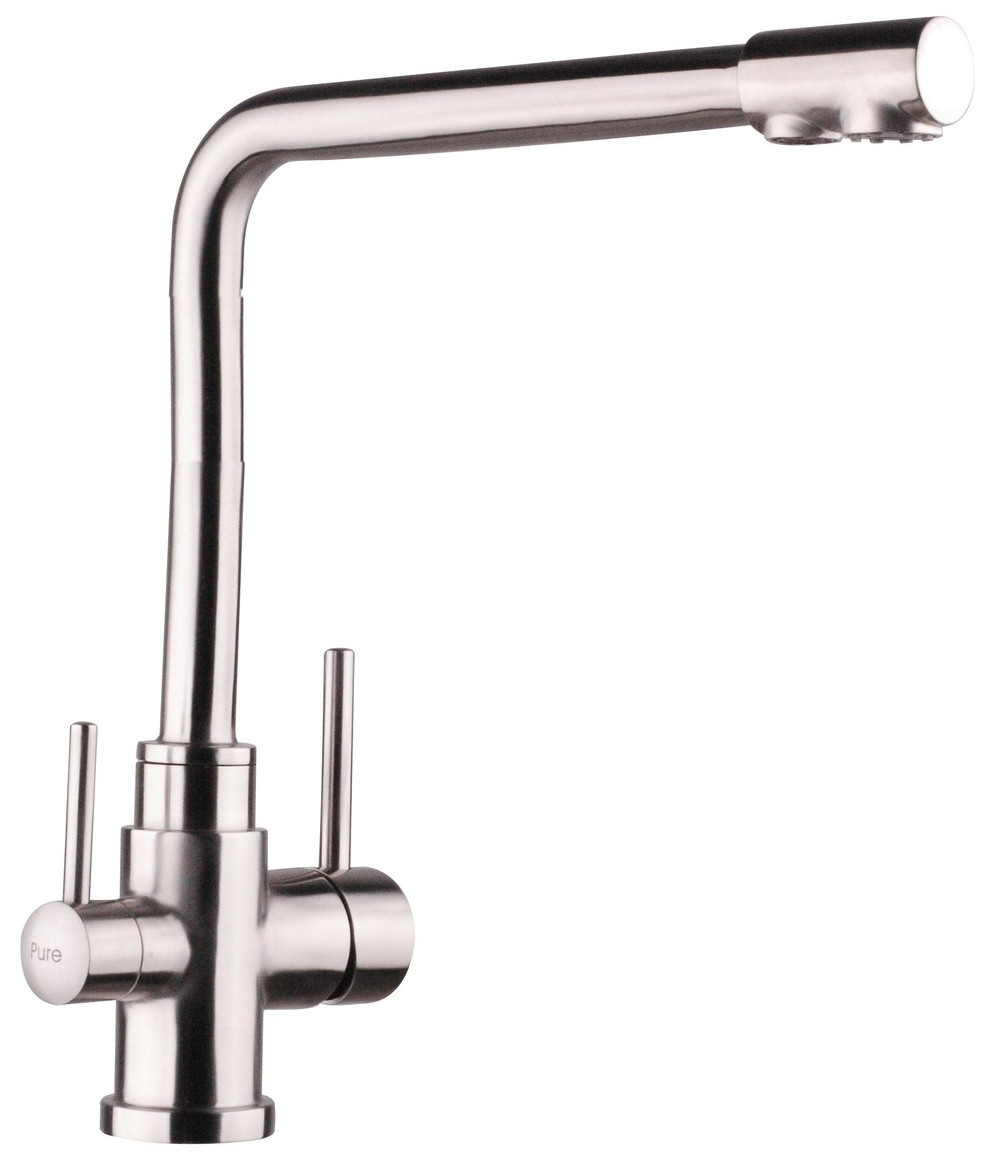 sento stainless steel faucets sento stainless steel faucets sento k 1a b watermark stainless steel 3 way kitchen faucet with 1000 x 1165