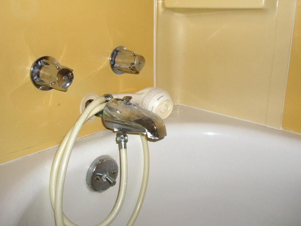 Ideas, shower hose attachment for bathtub showers decoration with regard to measurements 1024 x 768  .