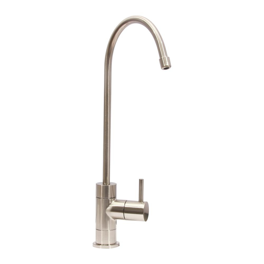 Ideas, single handle drinking water filtration faucet in brushed nickel within sizing 1000 x 1000  .