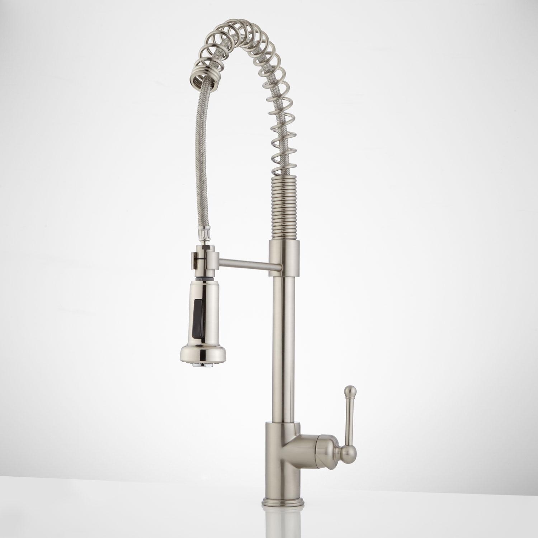 single lever spout kitchen faucet signature hardware regarding measurements 1500 x 1500