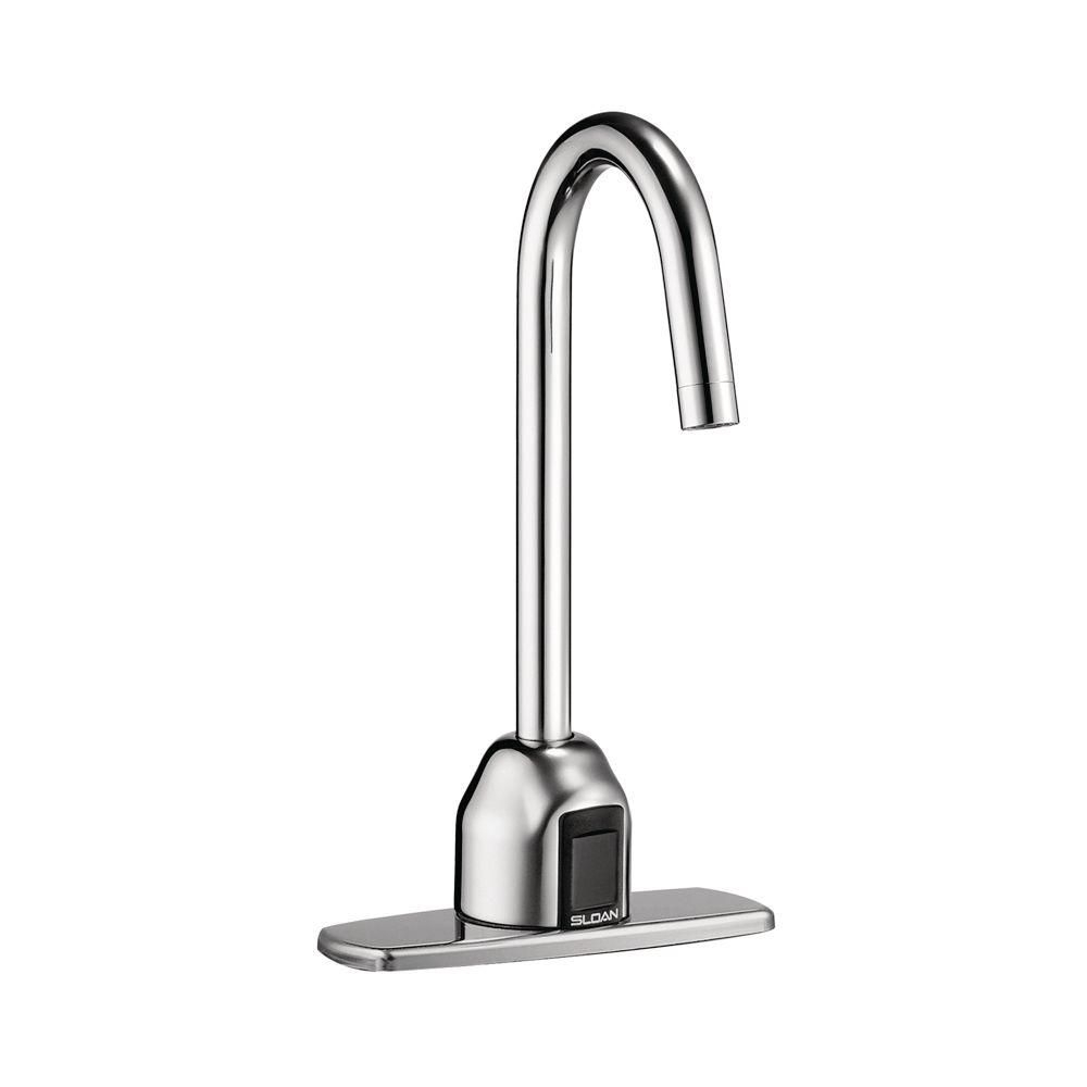 Ideas, sloan faucets battery operated sloan faucets battery operated sloan 3315104 optima plus chrome electronic bathroom faucets 1000 x 1000  .