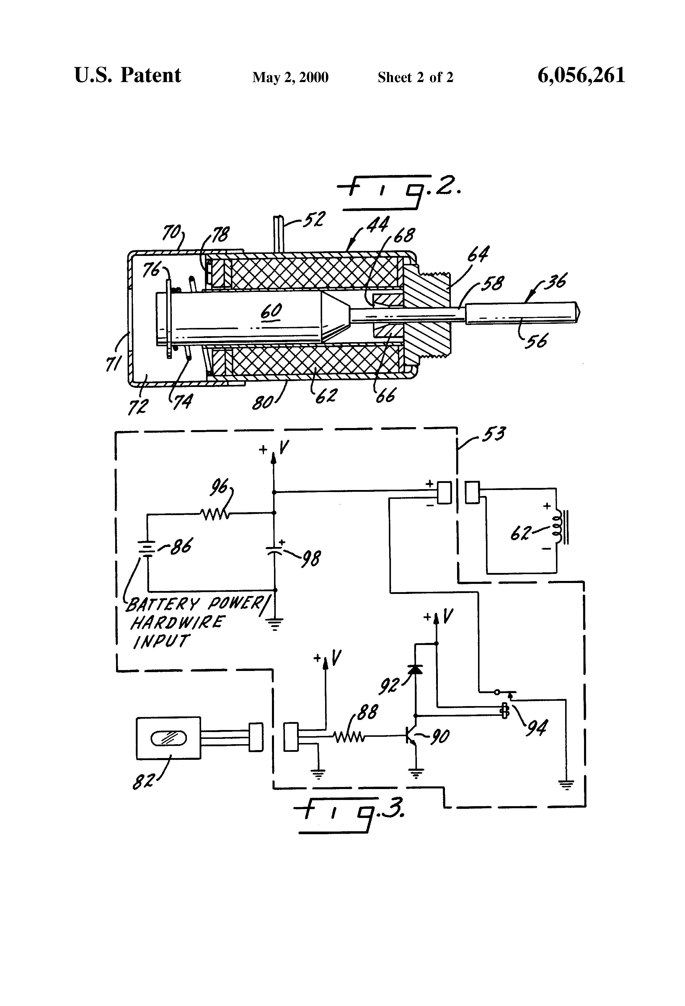 Ideas, sloan sensor faucet solenoid sloan sensor faucet solenoid patent us6056261 sensor operated solenoid direct drive flush 2320 x 3408  .