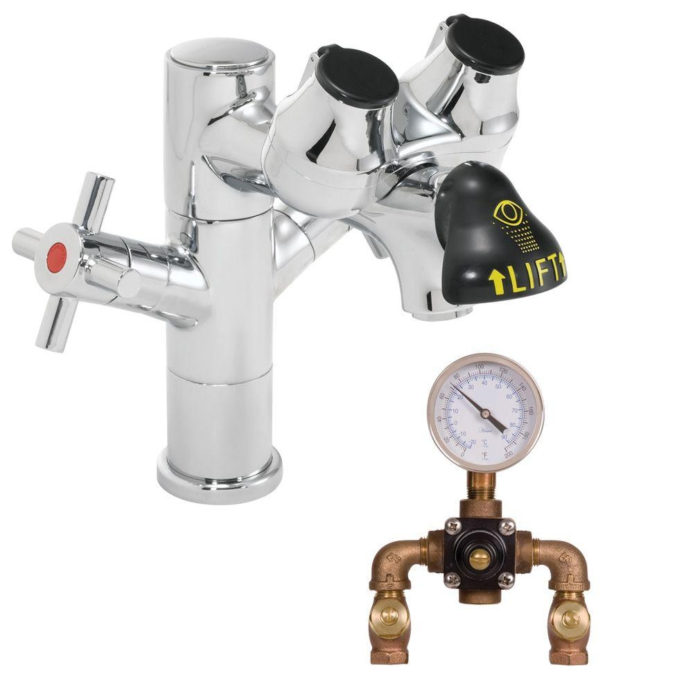 Ideas, speakman eyesaver laboratory eye wash with faucet and thermostatic with regard to measurements 1000 x 1000  .