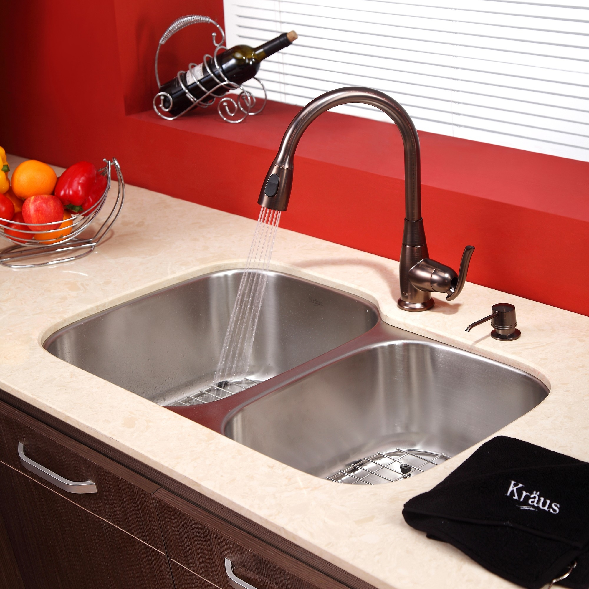 Ideas, stainless steel kitchen sink combination kraususa with dimensions 2000 x 2000  .