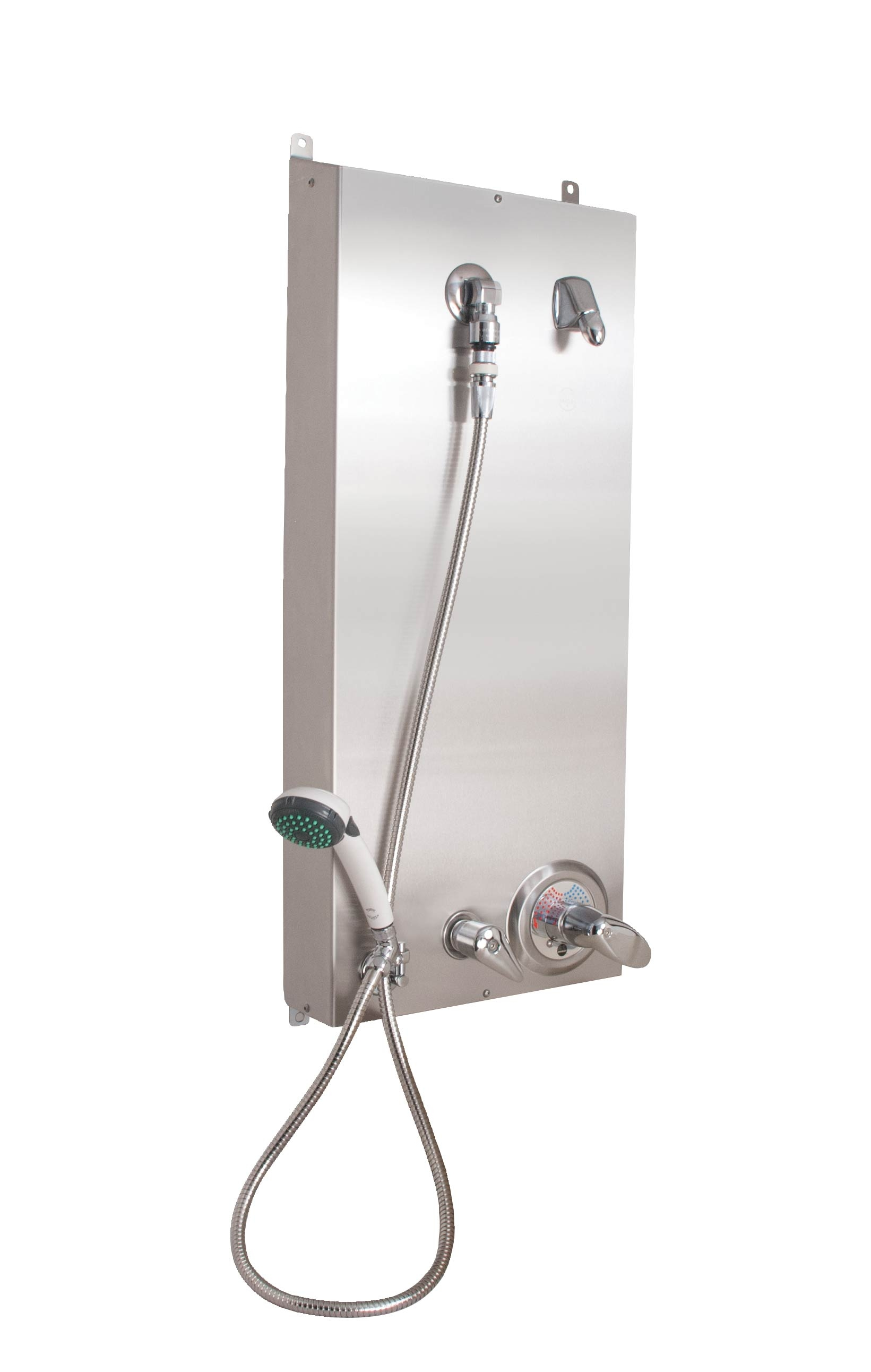 Ideas, surface mounted ada compliant wall shower bradley corporation in proportions 1641 x 2584  .