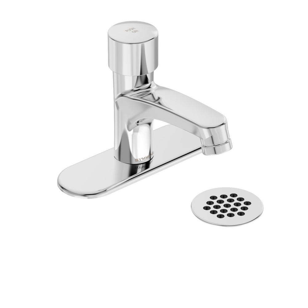 symmons scot metering faucet symmons scot metering faucet symmons scot single hole single handle metering bathroom faucet 1000 x 1000