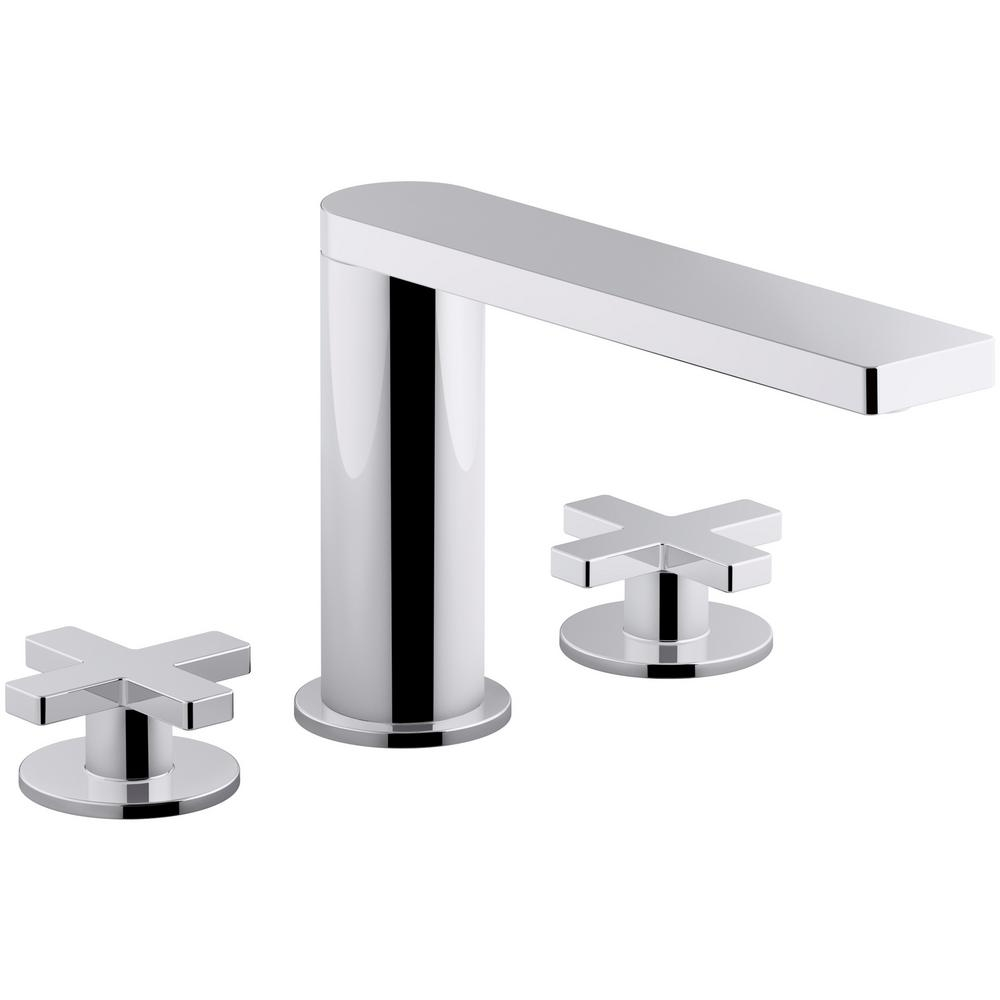 Ideas, toto aimes 8 in widespread 2 handle bathroom faucet in polished for sizing 1000 x 1000  .