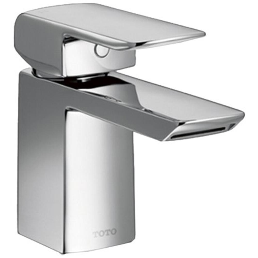 toto soiree single hole single handle bathroom faucet in polished for size 1000 x 1000
