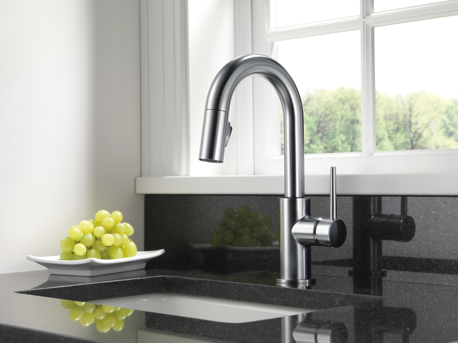 trinsic kitchen collection kitchen faucets pot fillers and in proportions 1600 x 1200