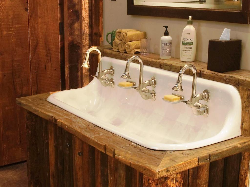 Ideas, trough bathroom sink trough bathroom sinks bathroom traditional with regard to sizing 1024 x 768 jpeg.
