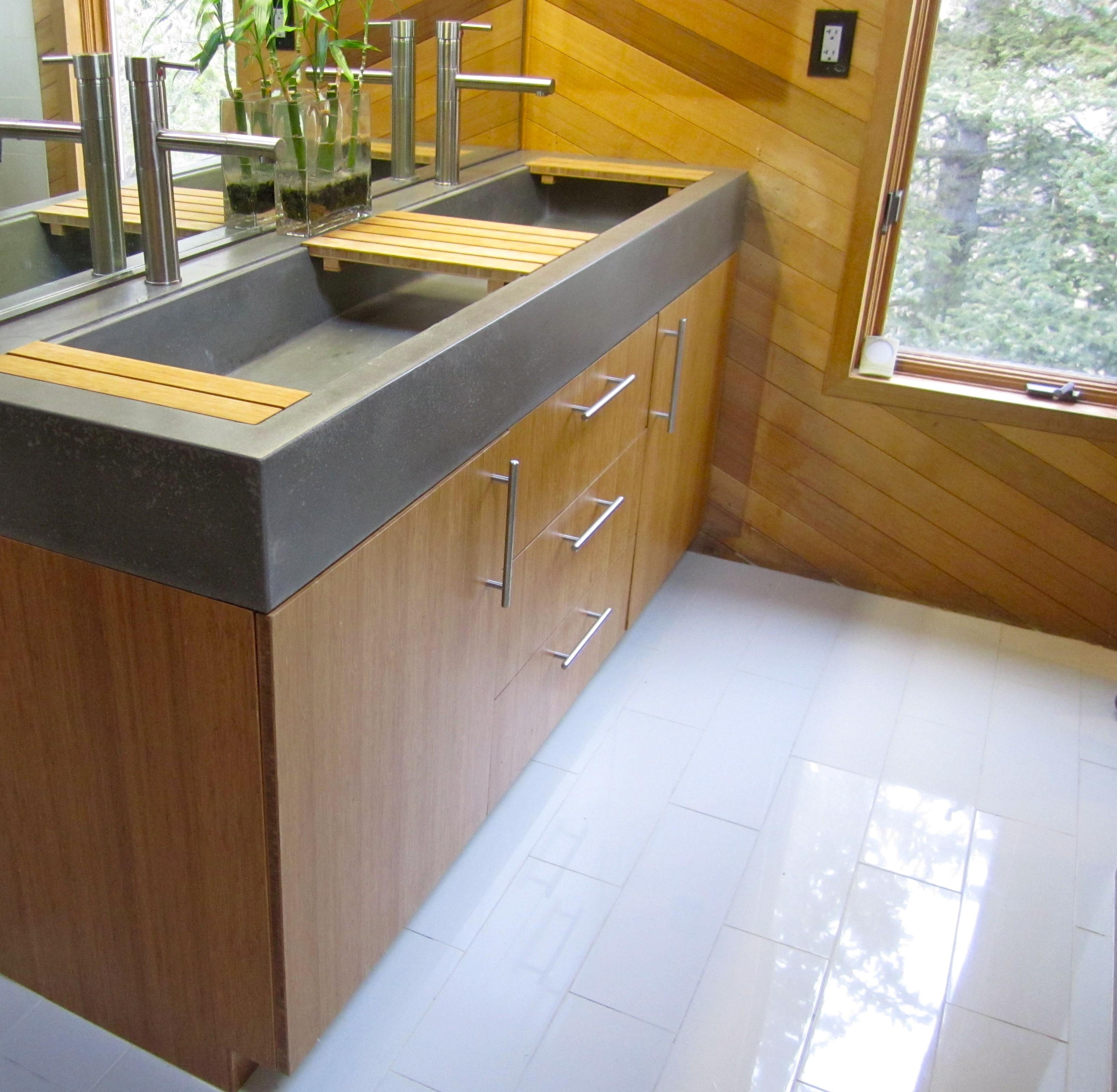 Ideas, trough sink undermount best sink decoration with sizing 3271 x 3198  .